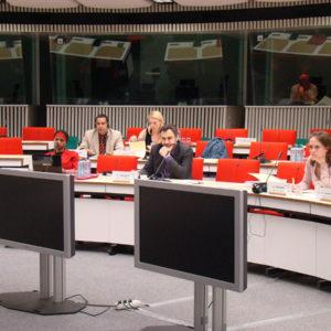 November 2011 – European Integration Forum, Brussels