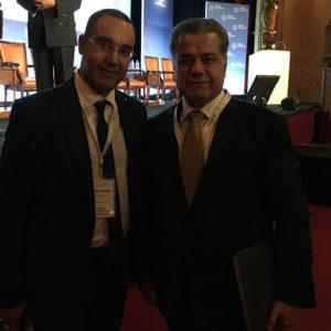 Με τον κ. Falah Mustafa Bakir