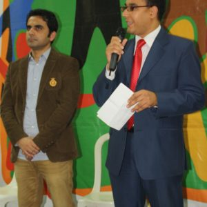 My speech at the event of the Pakistani Community