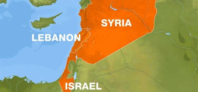 Zero hour is approaching: The Israeli-Syrian, Lebanese, and Iranian wars