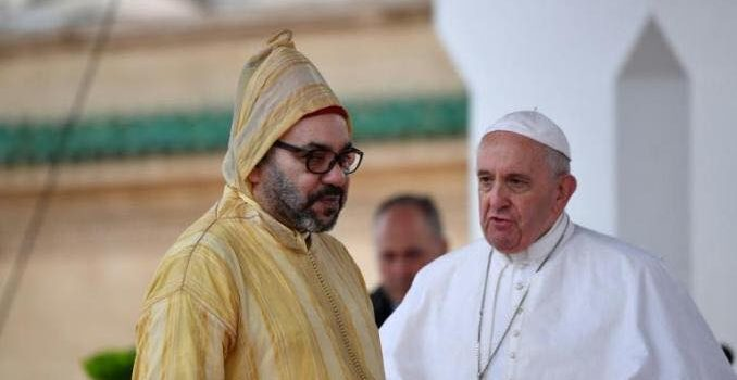 Pope Francis' visit to the Kingdom of Morocco
