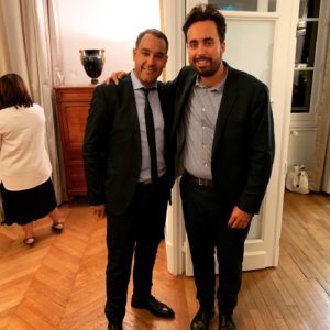 Mr. Mounir Mahjoubi, Member of parliament in France