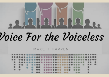 Voice For Voiceless