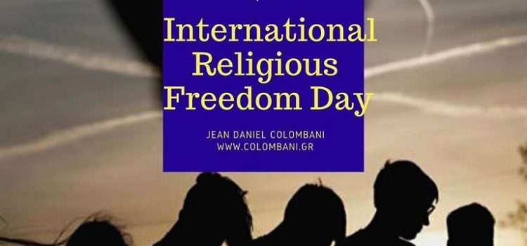 International Relegious Freedom Day